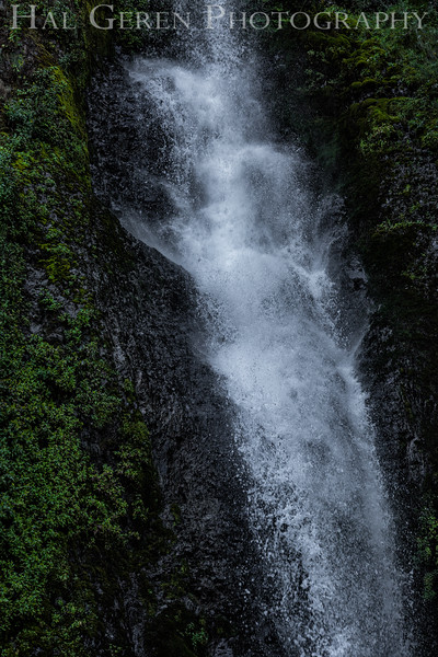 Horsetail Falls<br /> Columbia River Gorge, Oregon<br /> 1608O-HF2A