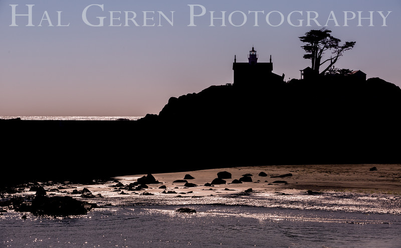 Battery Point Lighthouse<br /> Crescent City, CA<br /> 1608O-BPL1E1