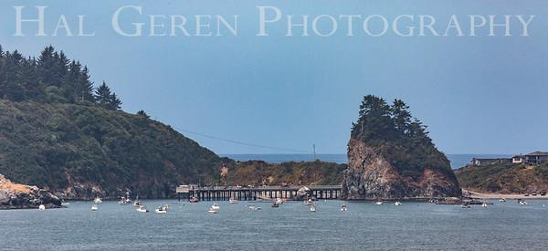Trinidad Harbor Trinidad, California 1808T-TH3