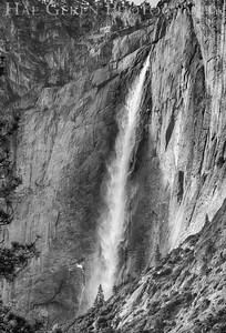 Yosemite Falls Yosemite, California 1302Y-YFH2