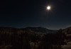 Moon over Olmstead Point<br /> Yosemite, California<br /> 1607Y-OM7