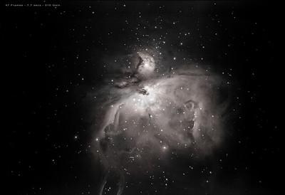 Orion Nebula - M 42