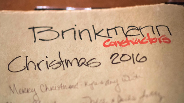 Brinkmann Christmas Party 2016