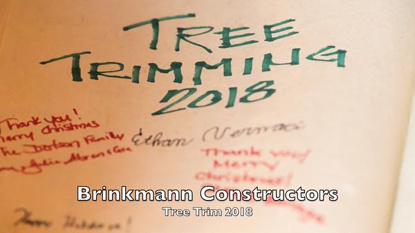 Brinkmann Tree Trim 2018 960P