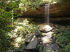 6 September 2013.  Van Hook Falls, Laurel County, KY.