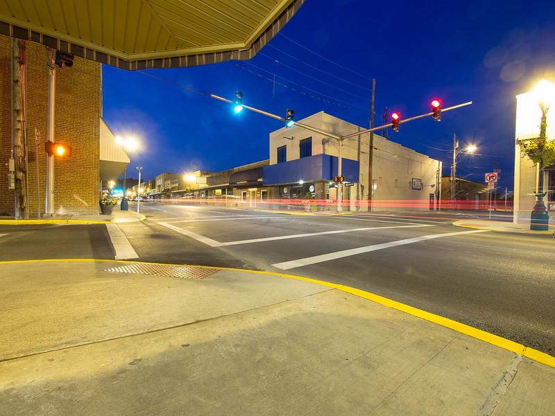 8 September 2013.  Main Street, Corbin, KY.