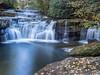 Bark Camp Creek Cascades, Whitley County, Kentucky