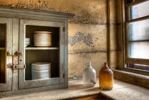 Kitchen, Preston Castle, Ione, Ca
