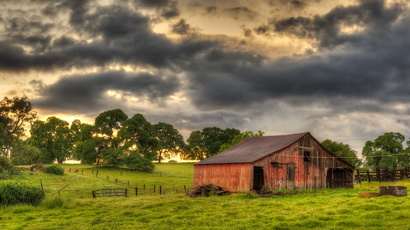 Barn, Placerville, Ca
