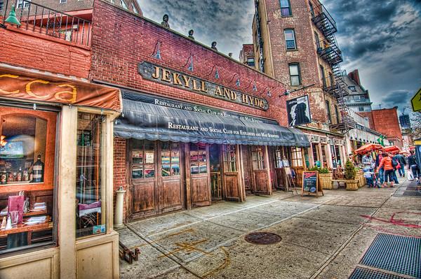 Jekyll and Hyde, Greenwich Village, NY