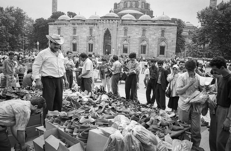 Istanbul, Turkey (1991)