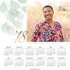 Sheree Headshot Calendar