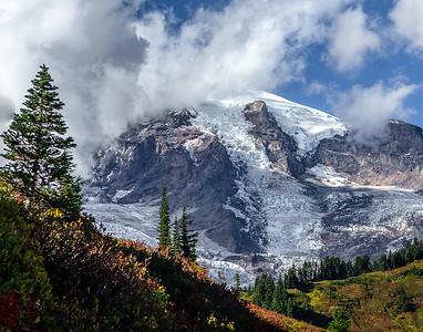 Mount Rainier (Fall 2014)