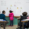 ELCA Young Adults in Global Mission volunteers at the Lutheran School of Hope in Ramallah. Ben Gray/ELCA