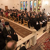 The Evangelical Lutheran Church of the Good Shepherd welcomes new ELCJHL Bishop Ibrahim Azar with a worship service and reception on Sunday January 14, 2018 in Amman, Jordan. Photo by Ben Gray / ELCJHL