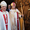 Consecration of Bishop Sani Ibrahim Charlie Azar of the Evangelical Lutheran Church in Jordan and the Holy Land on Friday January 12, 2018 at Redeemer Lutheran Church in Jerusalem's Old City. Photo by Ben Gray / ELCJHL