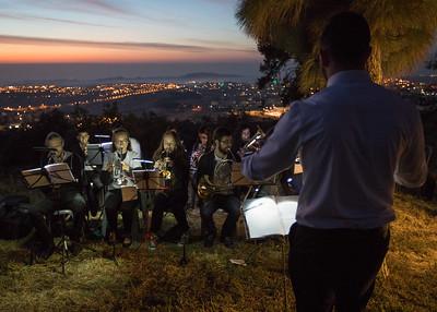 2018 Easter services in Jerusalem