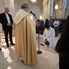 Installation service for the Rev. Fursan Zu'mot on Easter Sunday at Redeemer. Photo by Ben Gray / ELCJHL