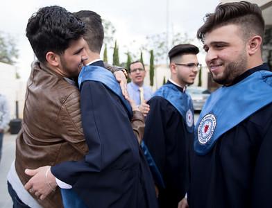 2018 Hope graduation