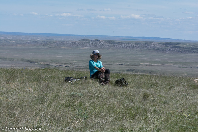Grasslands National Park Butte 70