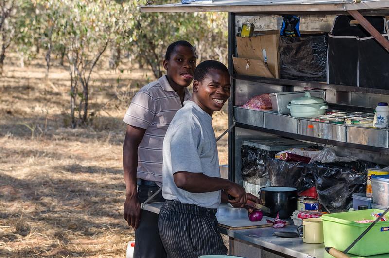 Chobe Camp Botswana