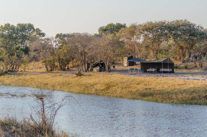 Savuti Camp Botswana_