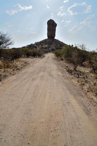 Vingerklip Namib Desert 1