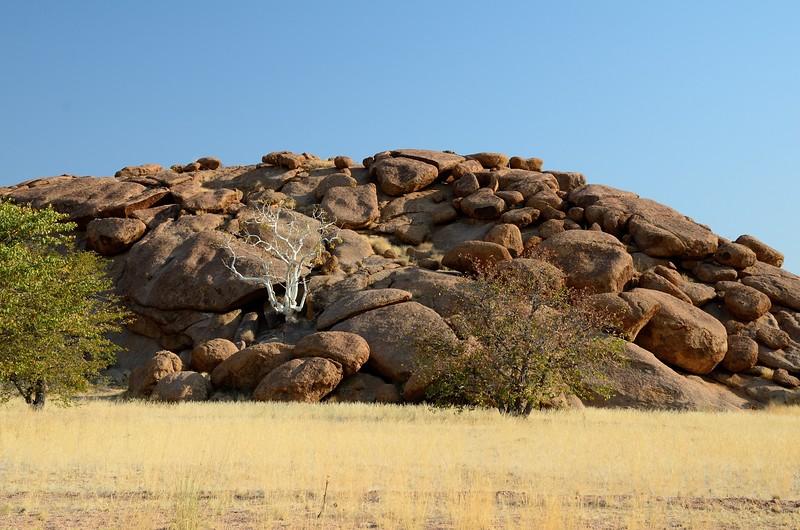 Terrain Namib Desert 3