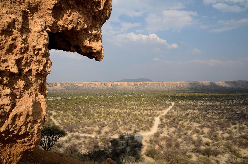 Vingerklip Namib Desert 9