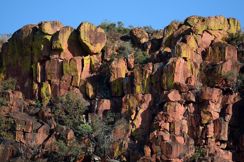 Cliffs at Waterberg 1