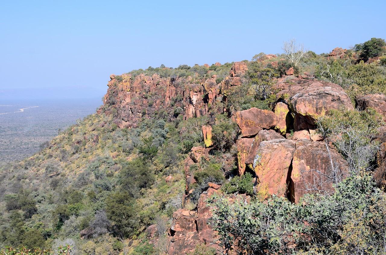 Cliffs at Waterberg 6