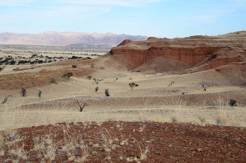 Terrain Namib Desert Lodge 2
