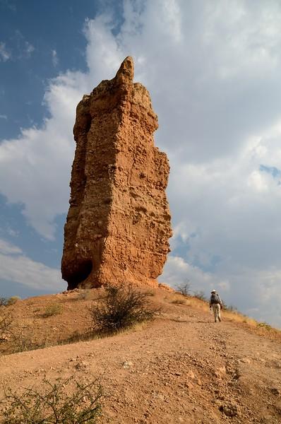 Vingerklip Namib Desert 5