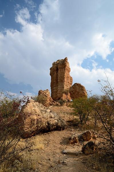 Vingerklip Namib Desert 6