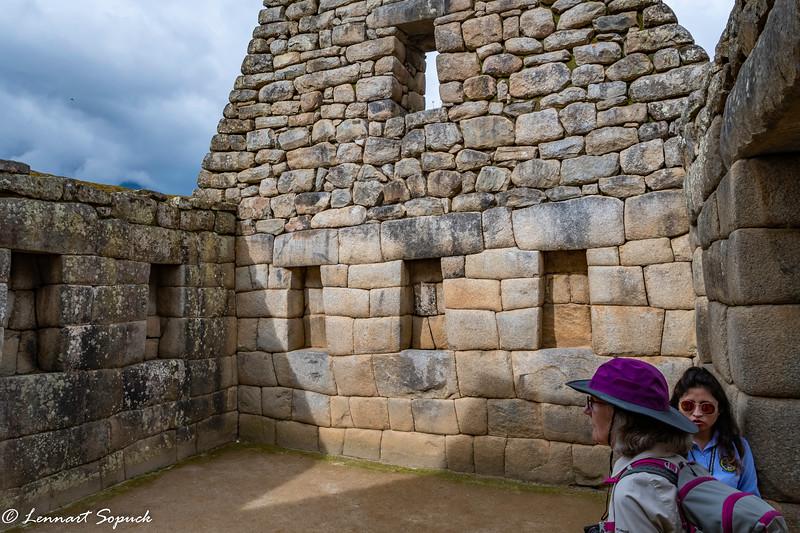 Machu Picchu King's House