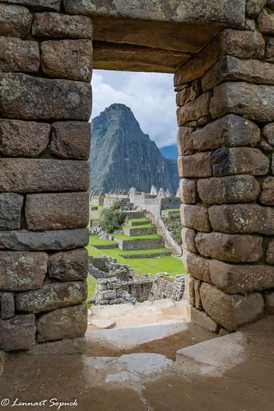 Macchi Picchu portal