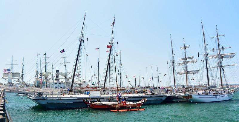 tall ships dockd
