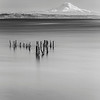 Mt Rainier from Bainbridge Island, Washington