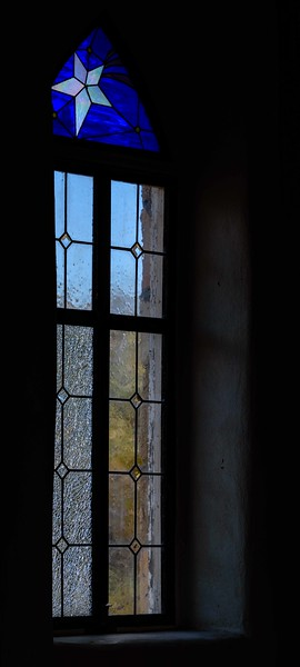 Redo - I've photographed this window before, always in lovely light