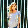 Girl wearing Chillin Shirt