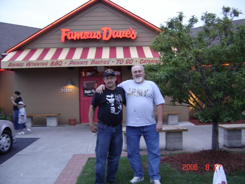 Larry Sams & Louie reunion 009