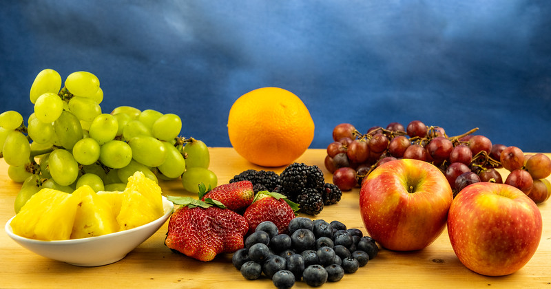 Fruit layout