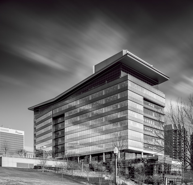 Mirror building