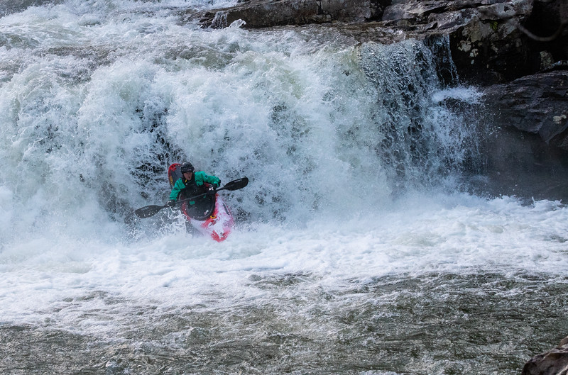 Running the rapids