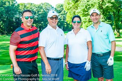Cerebral Palsy of Nassau County Golf and Tennis 2018