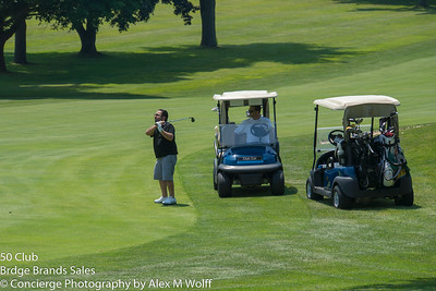 50 Club Golf Outing