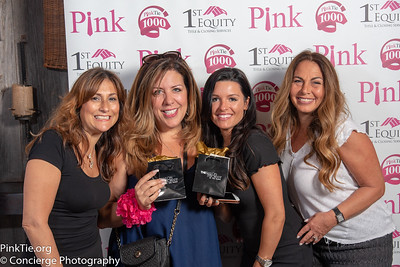 PinkTie Gala Prep June 5