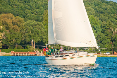 Sagamore Yacht Club Summer Racing