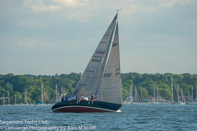 Sagamore Yacht Club Wed Racing