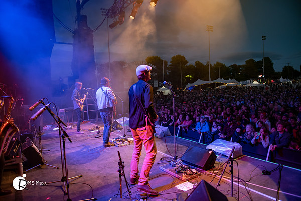 Current Swell & Friends | Royal Athletic Park | Victoria BC
